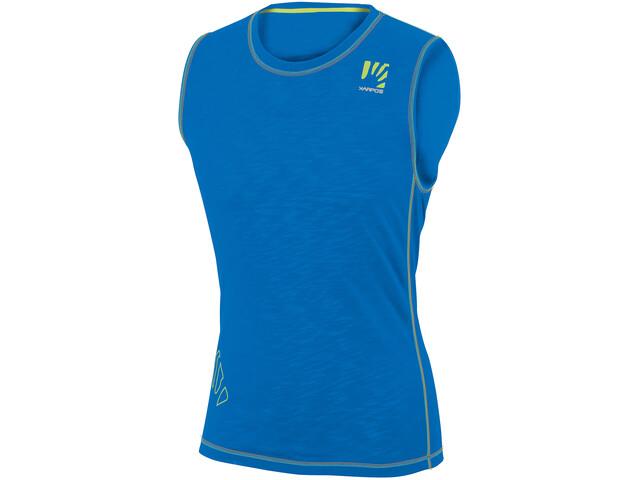 Karpos Profili Lite - Camisa sin mangas Hombre - azul